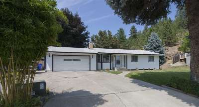 Spokane Single Family Home For Sale: 4921 N Isenhart Ct