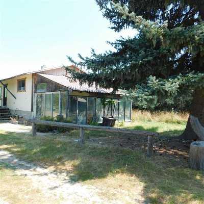 Bonner County Single Family Home For Sale: 155 Lower Quartz Creek Rd