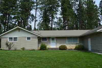 Coeur D Alene Single Family Home Ctg-Inspection: 415 W Vista Dr