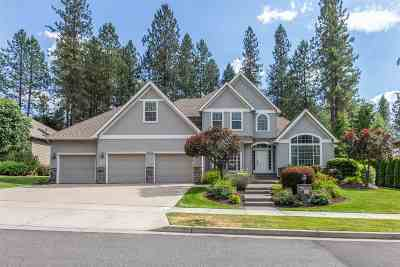 Spokane Single Family Home For Sale: 6518 S Highland Park Dr