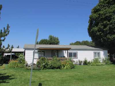 Spokane Valley Mobile Home For Sale: 18721 E Boone Ave #8