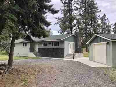 Spokane Single Family Home For Sale: 603 S Russell Rd
