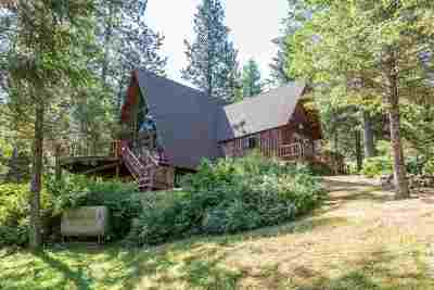 Single Family Home For Sale: 36104 & 36108 N Milan-Elk Rd
