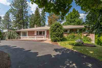 Spokane Single Family Home For Sale: 304 W Cascade Way
