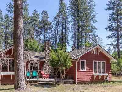Spokane County, Stevens County Single Family Home For Sale: 17708 N Little Spokane Dr