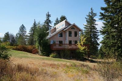 Nine Mile Falls WA Single Family Home Ctg-Inspection: $289,000