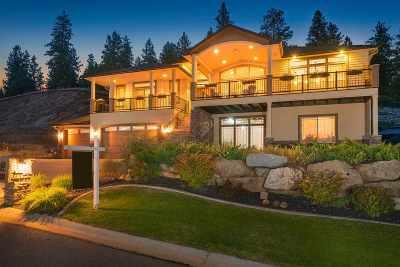 Spokane, Spokane Valley Single Family Home For Sale: 5904 N Vista Grande Dr