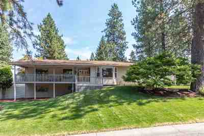 Spokane, Spokane Valley Single Family Home For Sale: 12226 E Sioux Cir