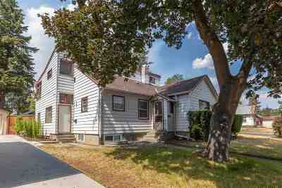 Cheney Multi Family Home For Sale: 824 4th St