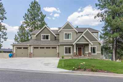 Spokane Single Family Home For Sale: 13403 E Copper River Ln