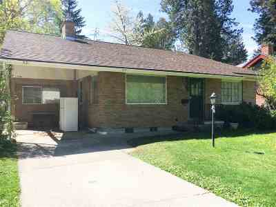 Spokane Single Family Home For Sale: 24 E 32nd Ave