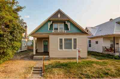 Spokane Multi Family Home Extended: 2215 W Sharp Ave