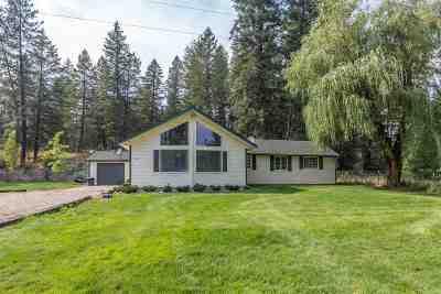 Elk Single Family Home For Sale: 42415 N Elk-Camden Rd