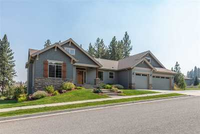 Spokane, Spokane Valley Single Family Home Chg Price: 417 W Talon Dr