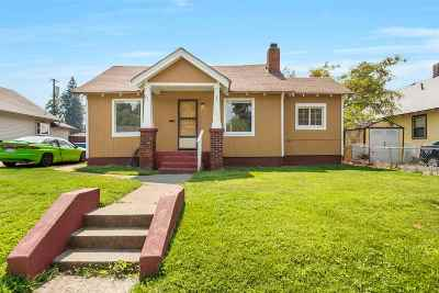 Spokane Single Family Home New: 702 E Longfellow Ave