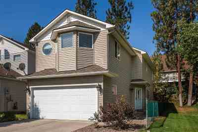 Spokane Single Family Home New: 12 W Keely Ct