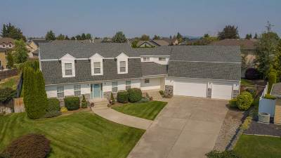 Spokane Single Family Home For Sale: 3010 W Mark Ct