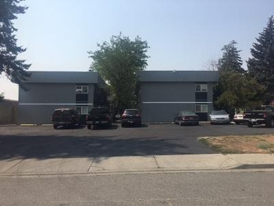 Spokane Multi Family Home For Sale: 3001 N Crestline St