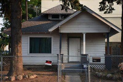 Spokane Single Family Home New: 1601 W York Ave
