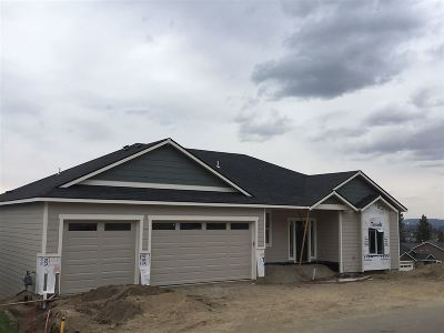 Spokane Valley Single Family Home New: 2628 S Galway Ln