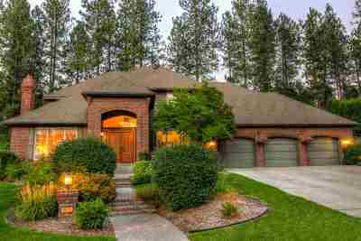 Spokane Single Family Home Chg Price: 6605 S Westchester Ct