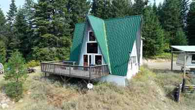 Mead Single Family Home New: 23422 N Mt Spokane Park Dr