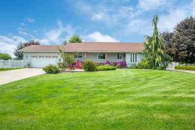 Veradale Single Family Home For Sale: 2804 S Adams Rd
