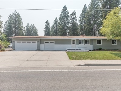 Spokane Valley Single Family Home For Sale: 12518 E 16th Ave