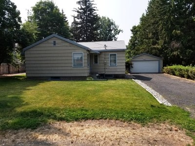 Spokane Valley Single Family Home New: 1510 S Bowdish Rd
