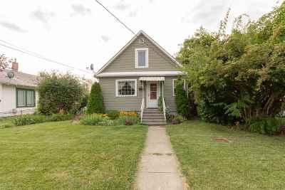 Spokane Single Family Home New: 2425 N Wiscomb St