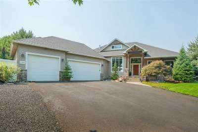 Spokane Valley Single Family Home New: 1106 S Courtney Ln