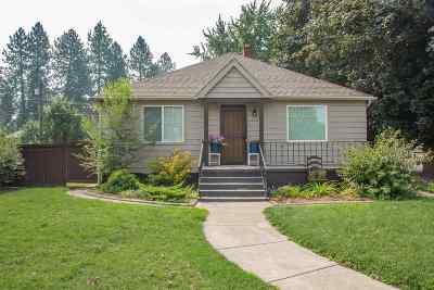 Single Family Home New: 3804 E Hartson Ave