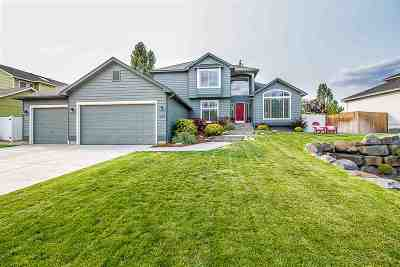 Spokane Valley Single Family Home New: 1620 S Limerick Dr