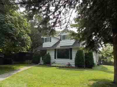 Spokane, Spokane Valley Single Family Home Chg Price: 427 W 13th Ave