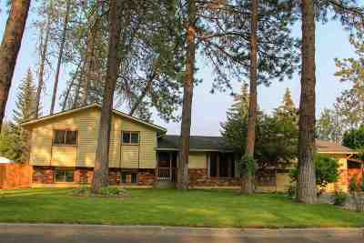 Spokane Single Family Home New: 15606 N Meadowglen Ct