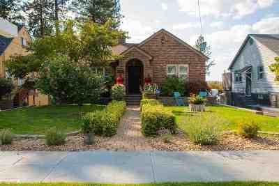 Spokane WA Single Family Home New: $269,000