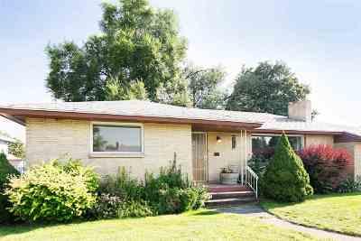 Spokane WA Single Family Home New: $225,000