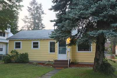 Single Family Home New: 3220 W Garland Ave