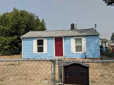Spokane Single Family Home New: 1209 E North Ave