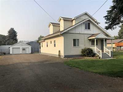 Spokane Valley Single Family Home New: 11115 E Grace Ave