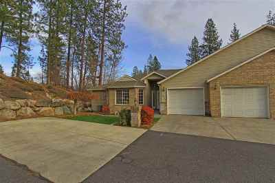 Spokane Single Family Home For Sale: 14218 N Wanderview Ln #14218