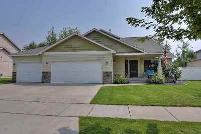 Spokane Single Family Home New: 5014 N Harvard Ct