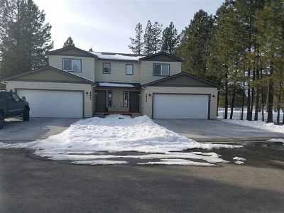 Spokane Valley Multi Family Home New: 7324 E Euclid Ave