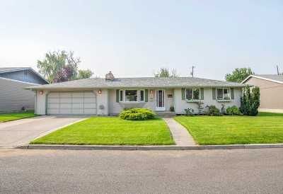 Spokane Valley Single Family Home New: 19004 E Riverside Ave