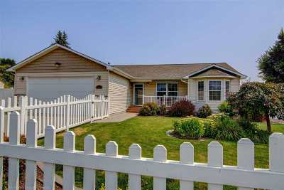 Spokane Valley WA Single Family Home Ctg-Inspection: $260,000