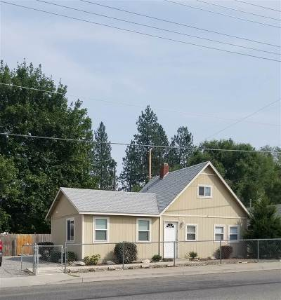 Spokane Valley Single Family Home New: 6702 E 5th Ave