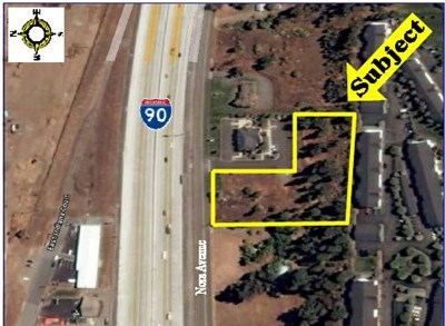 Spokane Valley Residential Lots & Land New: 13308 E Nora Ave