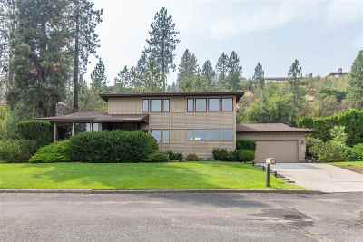 Spokane Single Family Home New: 7507 N Birch Ct