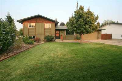 Spokane Valley Single Family Home New: 3419 S Bowdish Rd