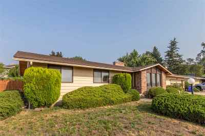 Spokane Single Family Home New: 5517 S Glenrose Rd